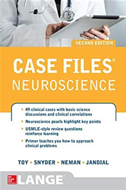Case Files Neuroscience 2nd Edition PDF Free Download