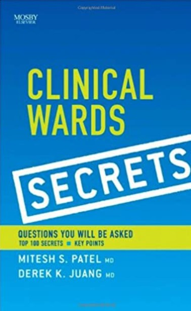 Clinical Wards Secrets PDF Free Download