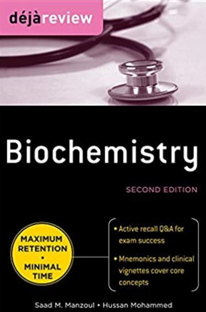 Deja Review Biochemistry 2nd Edition PDF Free Download