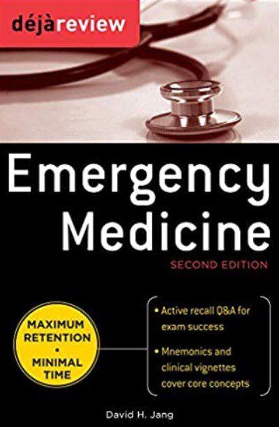 Deja Review Emergency Medicine 2nd Edition PDF Free Download