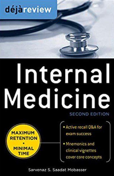 Deja Review Internal Medicine 2nd Edition PDF Free Download