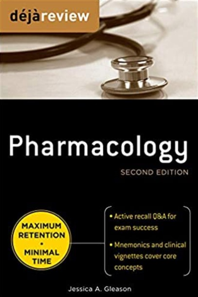 Deja Review Pharmacology 2nd Edition PDF Free Download