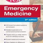 Emergency Medicine PreTest Self-Assessment and Review 3rd Edition PDF Free Download