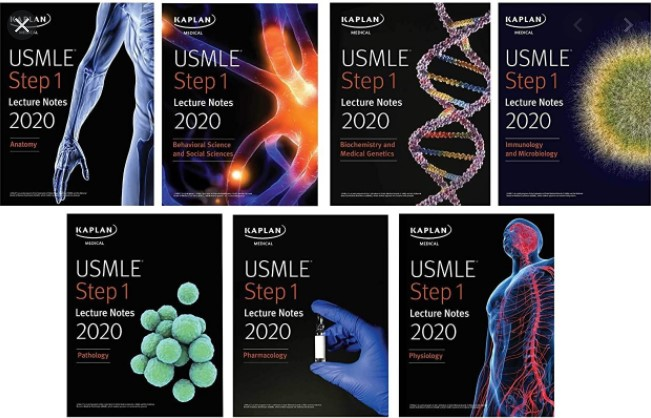 KAPLAN USMLE Prep Lecture Notes 2020-2021 Complete Collection PDF Free Download