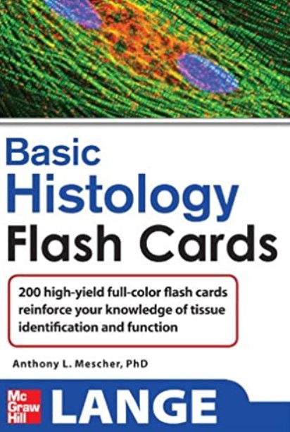 Lange Basic Histology Flash Cards PDF Free Download