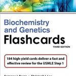 Lange Biochemistry and Genetics Flashhcards 3rd Edition PDF Free Download