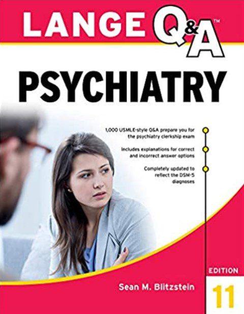Lange Q&A Psychiatry 11th Edition PDF Free Download