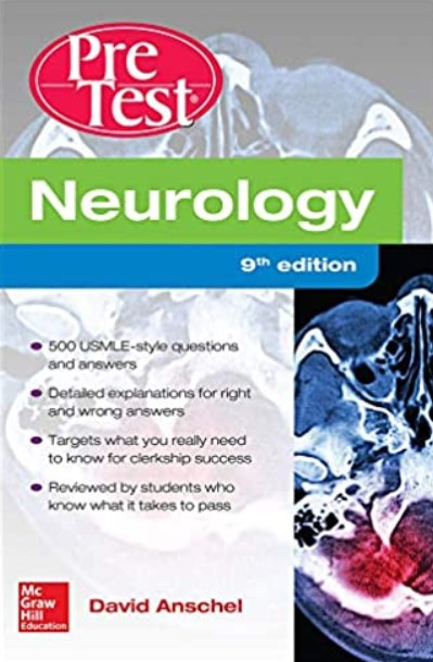 Neurology PreTest, Ninth Edition 9th Edition PDF Free Download