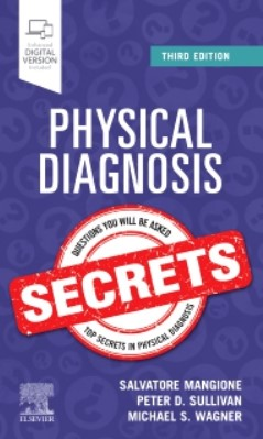 Physical Diagnosis Secrets 3rd Edition PDF Free Download