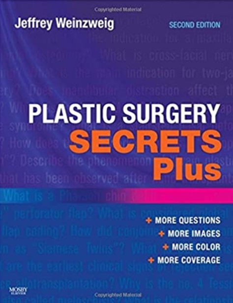Plastic Surgery Secrets Plus 2nd Edition PDF Free Download