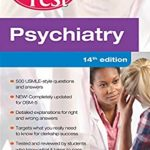 Psychiatry PreTest Self-Assessment And Review 14th Edition PDF Free Download