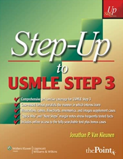 Step-Up to USMLE Step 3 PDF Free Download