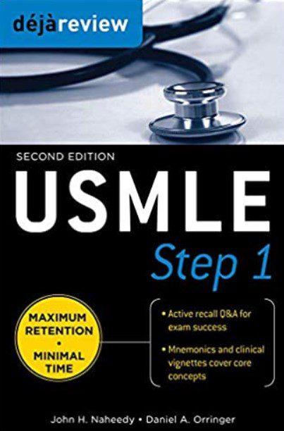 USMLE Step 1 2nd Edition PDF Free Download