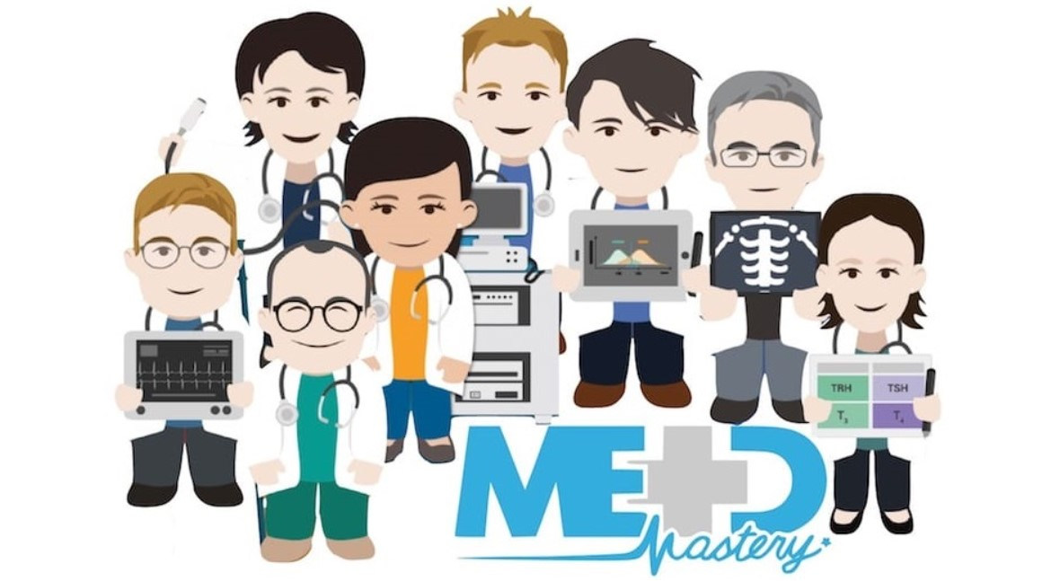 MEDMASTERY - Updated 2021 Free Download