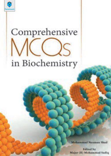 Comprehensive MCQs in Biochemistry Mohammad Nauman Shad PDF Free Download
