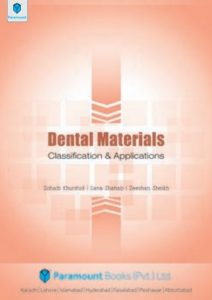 Dental Materials Classification & Applications Chart By Zohaib Khurshid PDF Free Download