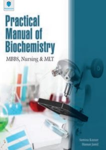 Practical Manual of Biochemistry By Samina Kausar PDF Free Download