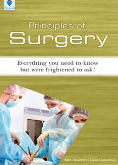 Principles of Surgery By Sam Andrews PDF Free Download