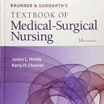Brunner & Suddarth's Textbook of Medical-Surgical Nursing 14th Edition PDF Free Download