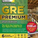 Cracking The GRE Premium 2020 PDF Free Download