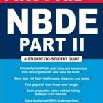 First Aid For The NBDE Part 2 2021 Edition PDF Free Download
