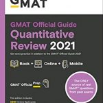 GMAT Official Guide Quantitative Review 2021 PDF Free Download