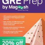 GRE Prep By Magoosh PDF 2021 Free Download