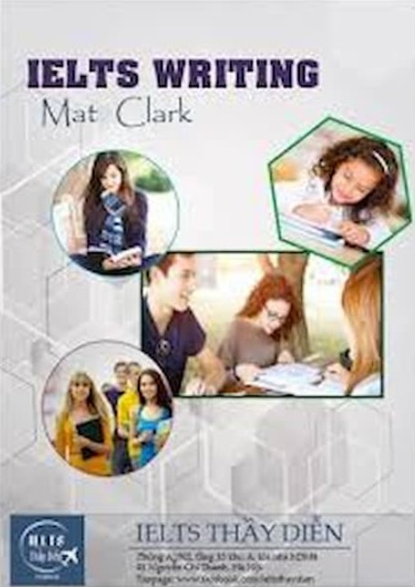 IELTS WRITING BY MAT CLARK PDF Free Download