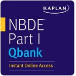 Kaplan Q-Bank for NBDE Part 1 2021 PDF Free Download