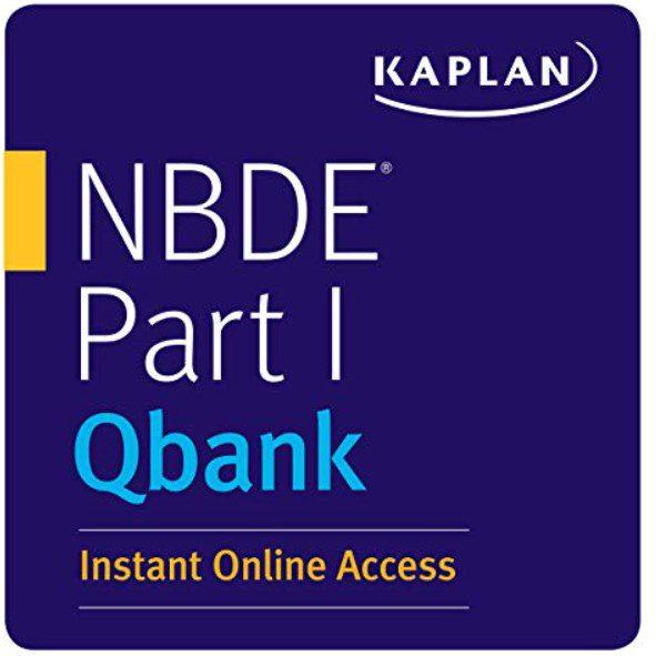 Kaplan Q-Bank for NBDE Part 1 2021 PDF Free Download