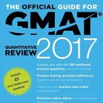 The Official Guide for GMAT Quantitative Review 2017 PDF Free Download