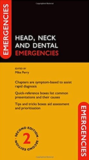 Head, Neck, and Dental Emergencies 2nd Edition PDF Free Download