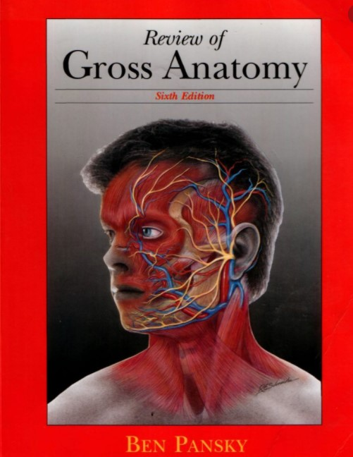 Review of Gross Anatomy 6th Edition PDF Free Download