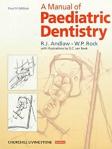 A Manual of Paediatric Dentistry 4th Edition PDF Free Download