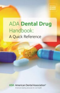 ADA Dental Drug Handbook PDF Free Download