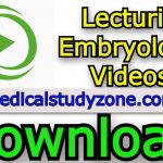 Lecturio Embryology Videos 2021 Free Download