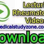 Lecturio Rheumatology Videos 2021 Free Download
