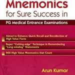 Download Mnemonics for Sure Success in PG Medical Entrance Examinations 2nd Edition PDF Free