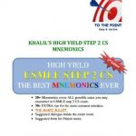 Khalil's High Yield USMLE Step 2 CS Mnemonics 2nd Edition PDF Free Download