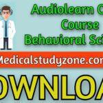 Audiolearn Crash Course Behavioral Sciences 2021 Free Download