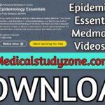 Epidemiology Essentials | Medmastery 2021 Videos Free Download