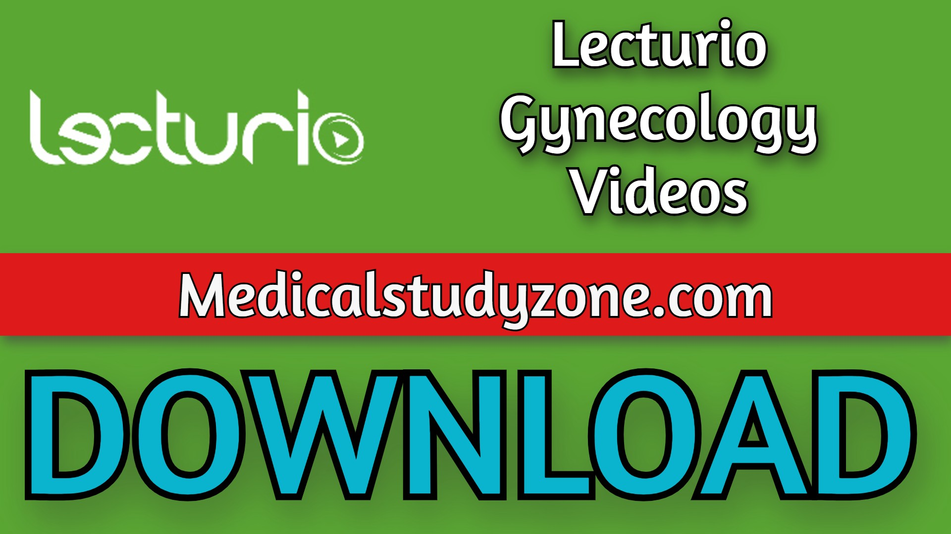 Lecturio Gynecology Videos 2021 Free Download