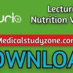 Lecturio Nutrition Videos 2021 Free Download