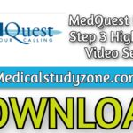 MedQuest USMLE Step 3 High-Yield Video Series 2021 Free Download