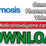Osmosis Pharmacology Videos 2021 Free Download