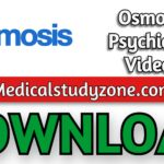 Osmosis Psychiatry Videos 2021 Free Download