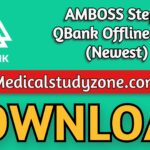 AMBOSS Step 1 QBank Offline 2021 PDF (Newest) Free Download