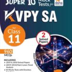 Disha KVPY Super 10 Mock Tests Latest Edition 2020 PDF Free Download