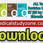 Download ALL Topical Revision Notes for IIT JEE by Shinglee Education PDF Free