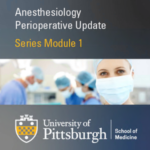 Download Perioperative Medicine Part 1 – General Anesthesiology 2020 Videos and PDF Free